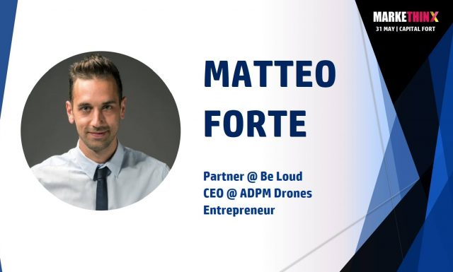 Ospite a Markethinx 2019
